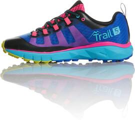 Salming Trail 5 Dames roze/blauw